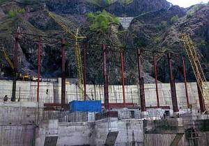 Продолжение строительства Зарамагских ГЭС в Северной Осетии